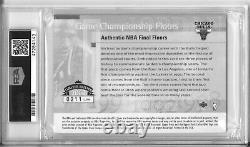 2000 UDA MICHAEL JORDAN Game Championship Floors Signed PSA DNA 10 Auto /230 HOF