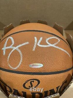 Anfernee Penny Hardaway Uda Upper Deck Autographed Basketball