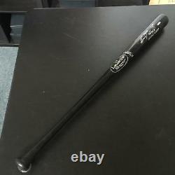 Beautiful Ken Griffey Jr. Signed Game Model Baseball Bat With UDA Upper Deck COA