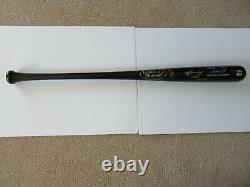 Ken Griffey Jr Signed600HR 6-9-08Louisville Slugger C271 Game Bat LE 10/33 UDA