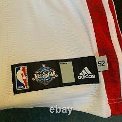 Kobe Bryant 10X All Star Signed 2008 All Star Game Jersey UDA Upper Deck COA