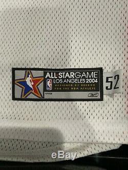 Kobe Bryant 2004 Los Angeles Lakers All Star Signed Jersey Authentic 43/50 UDA