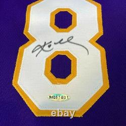 Kobe Bryant Signed 1999 Los Angeles Lakers Game Issued Jersey UDA Upper Deck COA