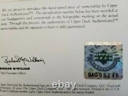 Kobe Bryant Signed Autographed UDA Jersey #4/08 Ultra Rare