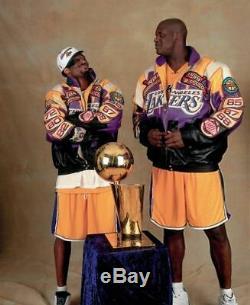 Kobe Bryant Signed Championship Jersey 8 Collection Uda & Panini! Le