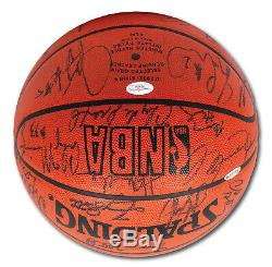 Michael Jordan 1996 All Star Game Signed Basketball 31 Sigs UDA & JSA COA RARE