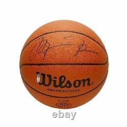Michael Jordan Autogramm UDA 23 Basketball signiert Upper Deck COA Signed NBA
