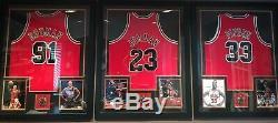 Michael Jordan Autographed Signed Jersey UDA BNIB