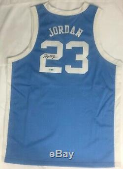 Michael Jordan Jersey Auto UNC North Carolina Signed UDA COA Nike Autograph RARE
