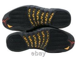 Michael Jordan Signed Autographed Air Jordan XII's Shoes Size 13 UDA & JSA