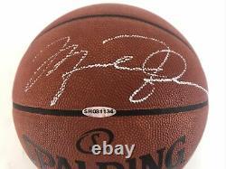 Michael Jordan Signed Autographed Basketball UDA Upper Deck & JSA LOA