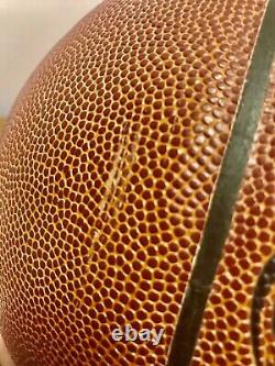 Michael Jordan Signed Basketball Uda! Mint Auto/ No Reserve