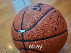 Michael Jordan UDA Autographed 1998 NBA Champions Limited Edition Spalding