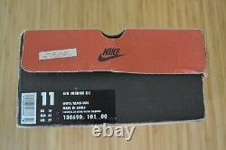 Michael Jordan UDA Autographed Air Jordan XII Size 11 Original 1996 Model