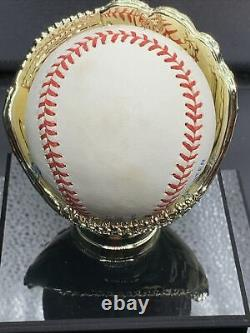 Mickey Mantle Signed Baseball UDA Autographed Upper Deck Authenticated