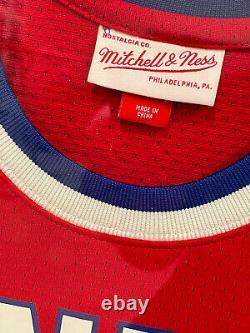 Mitchell & Ness 1989 Michael Jordan ALL-STAR UDA COA Signed Jersey Custom Framed