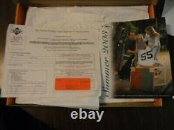 Rare Find! Kobe Bryant Auto Jersey Le 24/108 #24! Uda! & Has Pen Cam