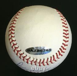 Sandy Koufax signed Official MLB holo Baseball mint autograph Upper Deck UDA COA