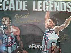 UDA Decade Legends Michael Jordan Wilt Chamberlain Larry Bird Julius Erving Auto