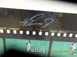 UDA Ken Griffey Jr. Signed Over The Wall limited Edition Filmstrip PSA/DNA