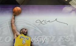 UDA Kobe Bryant framed16x20 Signed Lakers Autograph 5/100 RARE PHOTO Upperdeck