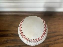 Upper Deck Authenticated UDA Mickey Mantle Yankees Autograph Signed OAL Baseball