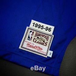 100% Authentique Kevin Garnett Mitchell Ness 95 96 Signé Jersey Uda Limitée Edt