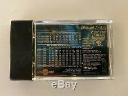1994 Upper Deck Uda Michael Jordan Gold Édition Limitée Carte 1792/2500