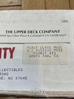 1995 Upper Deck Sp Racheter Ken Griffey Jr Autograph Uda Coa #100 Hof Lot De 2
