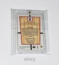 1999 Deck Supérieur Michael Jordan Plancher De Tournage Final Sp 12 500 Packs 2 Couleur Uda