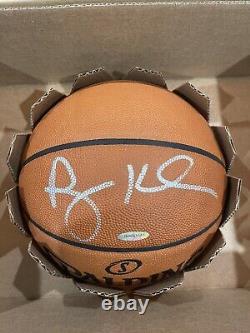 Anfernee Penny Hardaway Uda Deck Supérieur Autographié Basketball