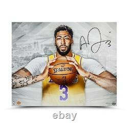 Anthony Davis Signé Autographié 16x20 Photo Une Nouvelle Ère Los Angeles Lakers Uda