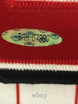 Cincinatti Reds Ken Griffey Jr. Signé Jersey Deck Supérieur Authentifié Uda