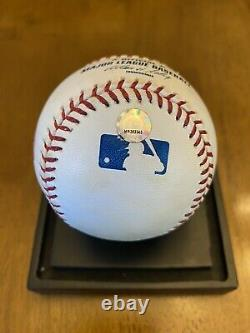 Ken Griffey Jr. Signé Autographié 500 Hr Home Run Baseball Uppper Deck Uda Coa