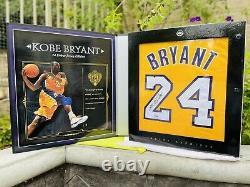 Kobe Bryant Autograph Jersey Archive Uda Jaune 91/124