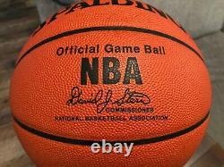 Kobe Bryant Autosigné Officiel Nba Basketball Lakers Spalding Uda Upper Deck