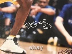 Kobe Bryant Shaquille Oneal Auto Autograph Signé Uda 16x20 Photo #/125