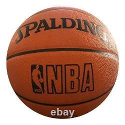 Kobe Bryant Signé Auto Bold Basketball Lakers Upper Deck Uda Avec Case Rare #8