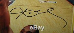 Lakers Kobe Bryant 3x Champs Signé Autographié Uda 16x20 Pen Cam Encadrée 26/88