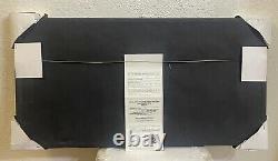 Lebron James Carmelo Anthony Dual Signé Photo Plancher Supérieur Coa 03/100 Rare Uda