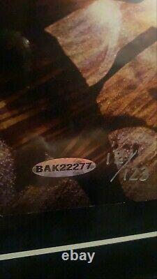 Lekers Lebron James Autographés Signés Uda 16x20 Photo-limited Framed 123