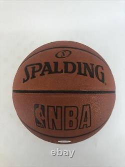 Michael Jordan A Signé Autographied Basketball Uda Upper Deck & Jsa Loa