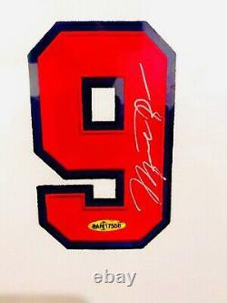 Michael Jordan A Signé Le Maillot De La Dream Team Olympique #9 Uda Coa
