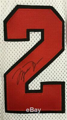 Michael Jordan A Signé Nike # 23 Jersey Bulls Authentique Menthe Auto Uda Holo Coa