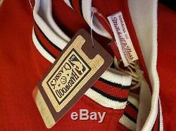 Michael Jordan Autographié Signé Jersey Uda Bnib