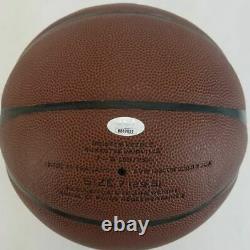 Michael Jordan Deux Fois 2sigs Signé Jordan Brand Xx2 Basketball Jsa Loa & Uda Coa