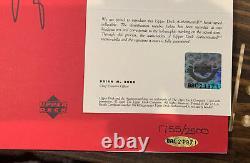 Michael Jordan Rare Air Livre Autographié Uda Lire