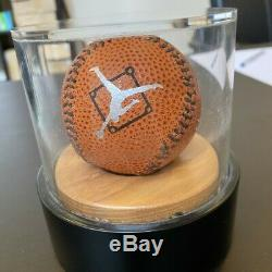 Michael Jordan Signé Nike Basketball Baseball Style Uda Upper Deck Authentique