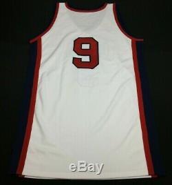 Michael Jordan Signé Olympicsteam USA Basketball Jersey Uda / Psa