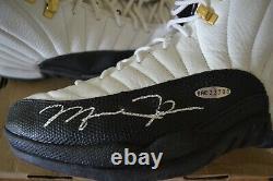 Michael Jordan Uda Autographié Air Jordan XII Taille 11 Original 1996 Modèle
